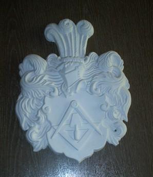 Stuck Wappen